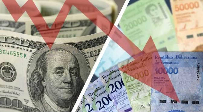 Venezuela, el país sin billetes (propios)