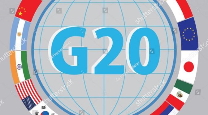 El comercio exterior en el G20 se hunde en el segundo trimestre por la crisis