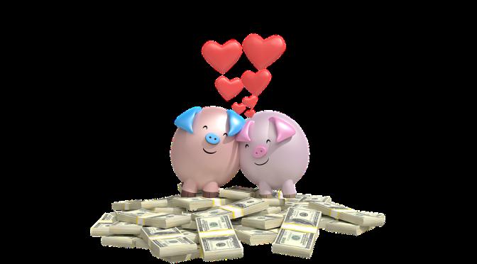 ¿Junto o no la cuenta de banco con la de mi pareja?