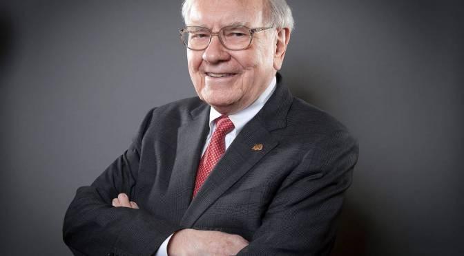 El regalo de cumpleaños de Buffett a las commodities japonesas: invierte 6,300 millones de dólares