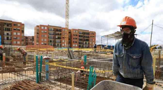 La construcción en América Latina se contraerá más que en cualquier otra región en 2020