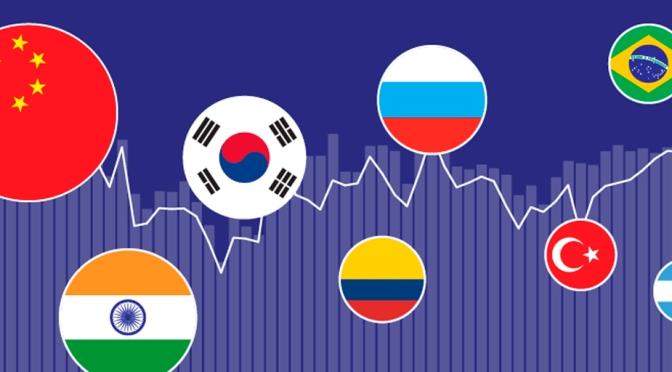 La deuda en dólares de los mercados emergentes supera por primera vez los cuatro billones