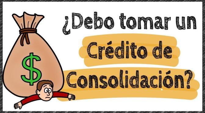 ¿Debo consolidar mis deudas con un préstamo?