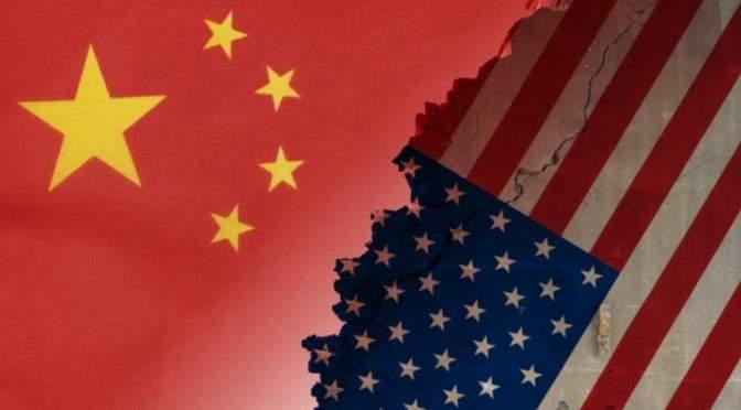 La pandemia de coronavirus redujo la brecha entre las economías de China y EEUU en un billón de dólares